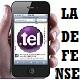 Enregistrez l' url du portail mobile de la Défense, accessible depuis tout type de téléphones mobiles, sur votre smartphone